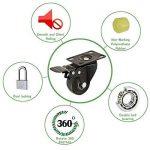 petit chariot à 4 roues TOP 9 image 3 produit