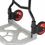 petit chariot à roulettes pliable TOP 12 image 2 produit