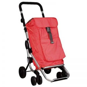 PLAYMARKET 24910/209 Go Up Chariot de Loisir Polyester/Inox Rouge 70 x 35 x 35 cm de la marque PLAYMARKET image 0 produit