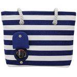 PortoVino® Sac de plage bleu et blanc de la marque PortoVino image 2 produit