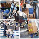 poussette courses 6 roues TOP 9 image 2 produit