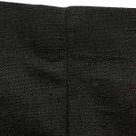 PREMYO Tote bag en coton noir imprimé avec Emoji Merde motif drôle. Sac shopping avec impression Émoticône. Sac de courses réutilisable en tissu et anses longues. Sac fourre-tout. Sac cabas en toile de la marque PREMYO image 4 produit