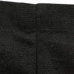 PREMYO Tote bag en coton noir imprimé avec licorne rose et citation drôle. Sac shopping avec impression licorne Sac de courses réutilisable en tissu et anses longues Sac fourre-tout Sac cabas en toile de la marque PREMYO image 4 produit