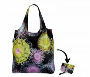 Re-uz Sac de courses pliable réutilisable Shopping Sac à provisions–Napperon noir de la marque Re-Uz image 0 produit