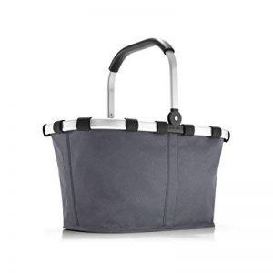 Reisenthel - Bk7033 - Panier De Courses Carrybag Graphite Gris de la marque Reisenthel image 0 produit