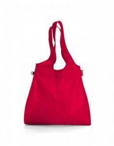 Reisenthel CA 0684R Sac à shopping Mini Maxi Shopper L (Rouge) de la marque Reisenthel image 0 produit