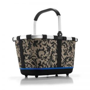 Reisenthel Carrybag 2, Panier de Courses, Motif de Fleurs, Bl4031 de la marque Reisenthel image 0 produit