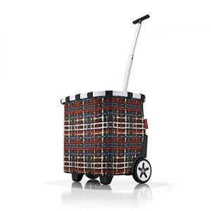 Reisenthel Carrycruiser Cruiser Trolley panier de courses Chariot–Choix de Couleur wool de la marque Reisenthel image 0 produit