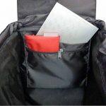 Rolser IMX001S RG/I-Max Poussettes à Marché Polyester Noir 36 x 19 x 63 cm de la marque Rolser image 2 produit