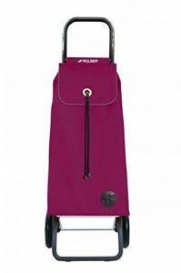 Rolser IMX004X Logic RG/(MF Poussette à Marché Polyester Bordeaux/Multicolore 38 x 28 x 103 cm 43 L de la marque Rolser image 0 produit