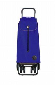 Rolser IMX006B Logic Tour/MF Poussette à Marché Polyester Bleu/Multicolore 37 x 30 x 103 cm 43 L de la marque Rolser image 0 produit