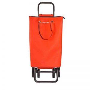Rolser m235890–Pliable Deux + 2SUPERBAG Chariot de Courses Rouge de la marque Rolser image 0 produit