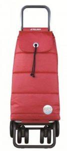 Rolser PAC048 Logic Tour Cabas à roulettes Design Polar Rouge Charge max. 40 kg 48 l 39,5 x 32,5 x 105 cm de la marque Rolser image 0 produit