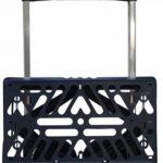 Rolser Shopping PLEGAMATIC / Orignal M, ple001, 41,5 x 27 x 97,5 cm, 45 litres, CAPACITÉ DE CHARGE 40 kg de la marque Rolser image 2 produit