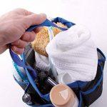 Sac 8 poche de rangement multi-poches - Voyage caddie avec une maille respirante de la marque MEDIA WAVE store image 2 produit