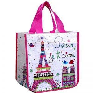 sac cabas plastique TOP 2 image 0 produit