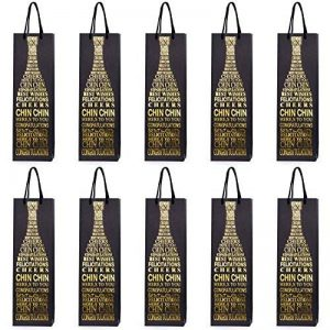 sac cadeau 2 bouteilles TOP 7 image 0 produit