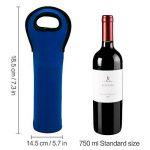 sac cadeau 2 bouteilles TOP 8 image 1 produit