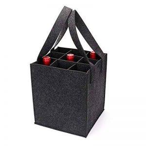 sac cadeau pour bouteille de vins TOP 7 image 0 produit