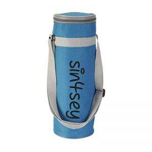 Sac isotherme pour bouteilles jusqu'à 1,5L avec sangle réglable, refroidisseur à vin de la marque sin4sey image 0 produit