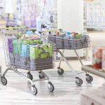 sac pour chariot de supermarché TOP 5 image 2 produit