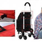 sac à provision sur roulettes TOP 4 image 4 produit