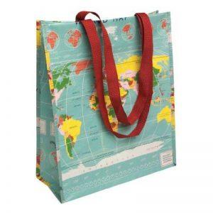 Sac shopping réutilisable respectueux de l'environnement Sacs–Choix de design de la marque dotcomgiftshop image 0 produit