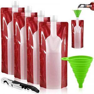 sac à vin en plastique TOP 4 image 0 produit