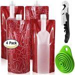 sac à vin en plastique TOP 4 image 1 produit