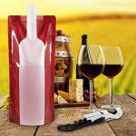 sac à vin en plastique TOP 4 image 2 produit