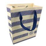 Sacs cadeaux Medium - 12 pcs Panier sac de papier de Noël, sacs-cadeaux de fête d'anniversaire [23 x 18 x 10 cm] de la marque NimNik image 3 produit