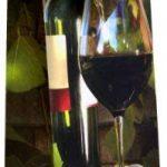 Taunus 99-3005 Lot de 10 sacs cadeaux pour bouteille (Motifs vin) (Import Allemagne) de la marque Taunus Grußkarten image 1 produit