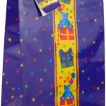 Taunus 99-9080 Lot de 10 sacs cadeaux 32 x 26 x 14 cm (Motifs fleurs) (Import Allemagne) de la marque Taunus Grußkarten image 2 produit