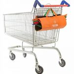 Trolley Bags 4 Sacs à Courses/Commissions avec Poignées Renforcées - Parfait pour Chariot de la marque trolley bags image 3 produit