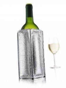 Vacu Vin 38803606 Rapid Ice Wine Cooler - Silver de la marque Vacuvin image 0 produit