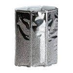 Vacu Vin 38803606 Rapid Ice Wine Cooler - Silver de la marque Vacuvin image 1 produit