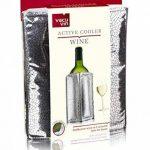 Vacu Vin 38803606 Rapid Ice Wine Cooler - Silver de la marque Vacuvin image 2 produit