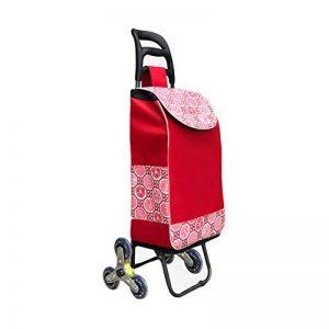 WYYY Chariot Poids léger Caddie Dur à Porter Rabat pour Easy Monter Les escaliers (Couleur : 6) de la marque WYYY image 0 produit